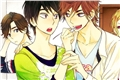 Fanfics / Fanfictions de Recipe no Oujisama