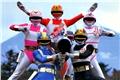 Styles de Dengeki Sentai Changeman (Esquadrão Relâmpago Changeman)