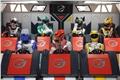 Styles de Engine Sentai Go-Onger (Esquadrão Motorizado Go-Onger)