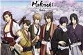 Fanfics / Fanfictions de Hakuoki Shinsengumi Kitan