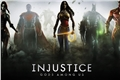 Styles de Injustice: Gods Among Us