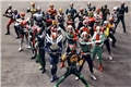 Fanfics / Fanfictions de Kamen Rider
