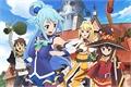 Fanfics / Fanfictions de Kono Subarashii Sekai ni Shukufuku wo! (KonoSuba)