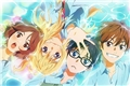Fanfics / Fanfictions de Shigatsu wa Kimi no Uso