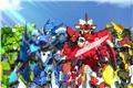 Styles de Tenkai Knights