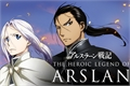 Styles de The Heroic Legend of Arslan (Arslan Senki)