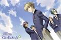 Fanfics / Fanfictions de Tokimeki Memorial Girl's Side