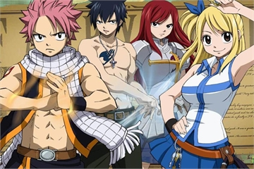 Fanfics / Fanfictions de Fairy Tail