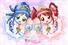 Fanfics / Fanfictions de Fushigiboshi no Futagohime (Twin Princesses of the Mysterious Star)