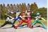 Fanfics / Fanfictions de Zyuden Sentai Kyoryuger (Esquadrão Eletrossauro Kyoryuger)