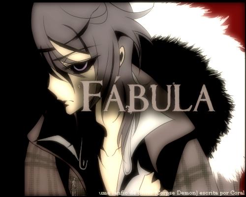 Fanfic / Fanfiction Fábula