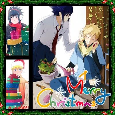 Fanfic / Fanfiction Feliz Natal Sasuke.