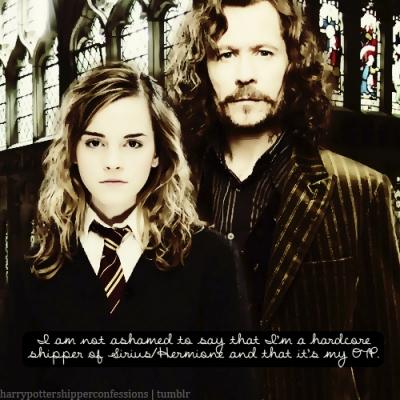 Fanfic / Fanfiction My Sirius