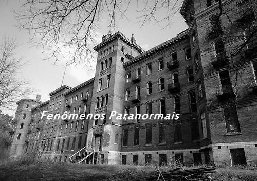 Fanfic / Fanfiction Fenômenos Paranormais I