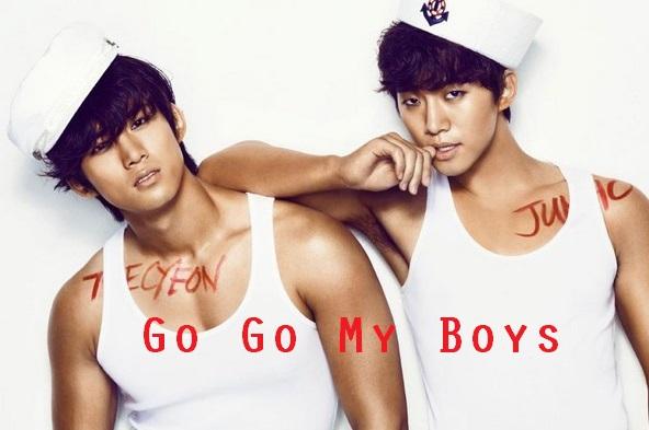 Fanfic / Fanfiction Go Go My Boys