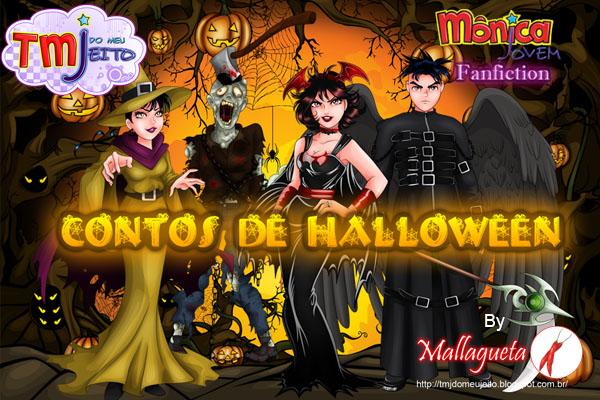 Fanfic / Fanfiction Contos de Halloween