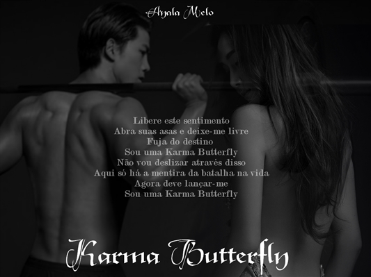 Fanfic / Fanfiction Karma Butterfly