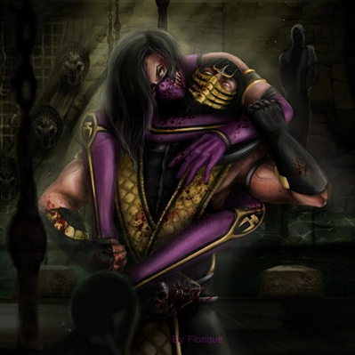 Fanfic / Fanfiction O demônio e a tarkatan