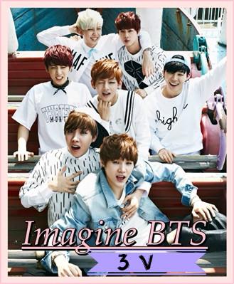 Fanfic / Fanfiction Imagine BTS - V