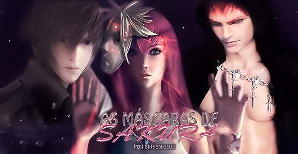 Fanfic / Fanfiction As Máscaras de Sakura
