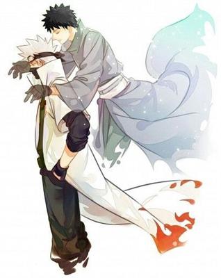 Fanfic / Fanfiction Kakashi um ninja entre o passado e o futuro