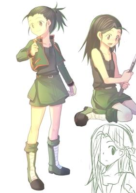 Fanfic / Fanfiction Hunter x Hunter: atarashi densetsu