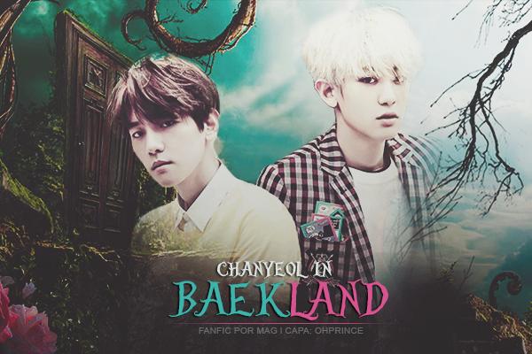 Fanfic / Fanfiction Chanyeol In Baekland