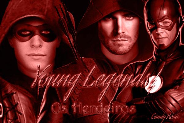 Fanfic / Fanfiction Young Legends
