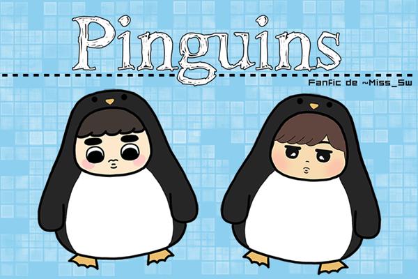 Fanfic / Fanfiction Pinguins