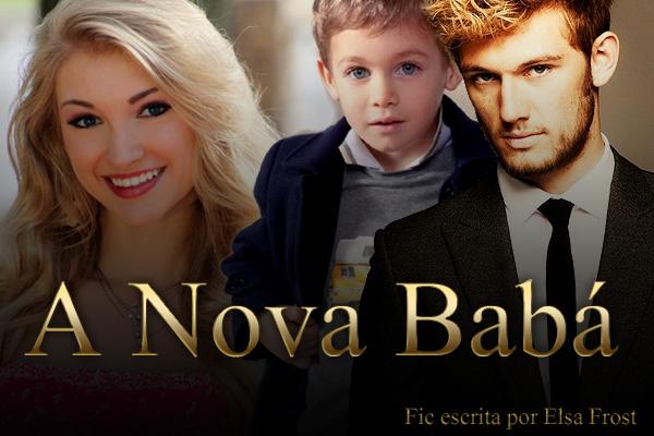Fanfic / Fanfiction A Nova Babá