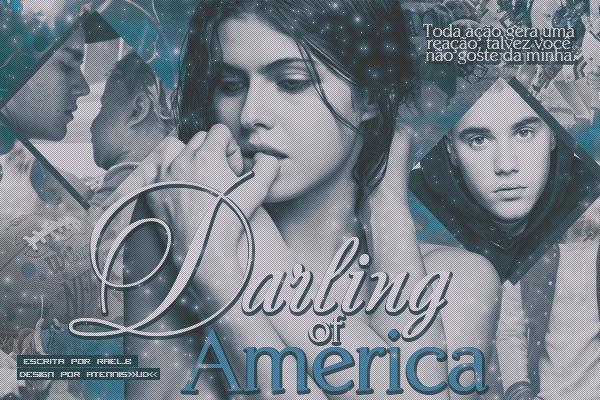 Fanfic / Fanfiction Darling of America.