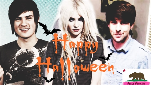 Fanfic / Fanfiction Happy Halloween