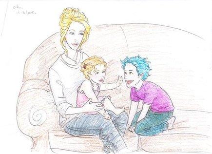 Fanfic / Fanfiction Teddy e Victoire - Uma História de Amizade e Amor