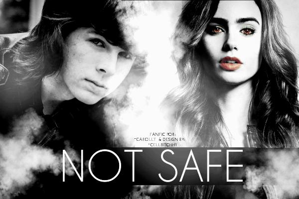 Fanfic / Fanfiction Not Safe