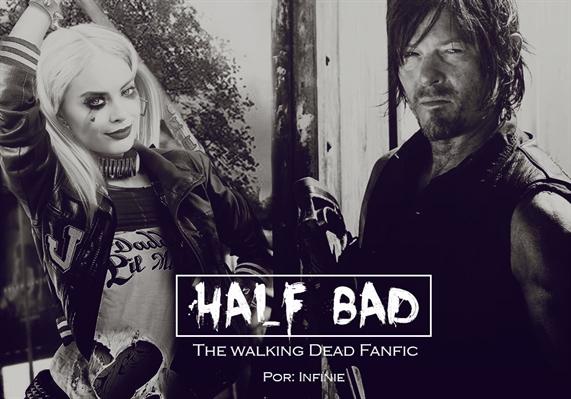 Fanfic / Fanfiction Half Bad (HIATO)