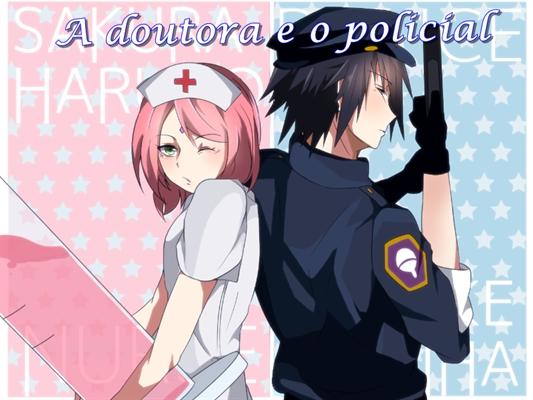 Fanfic / Fanfiction A doutora e o policial