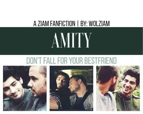 Fanfic / Fanfiction Amity
