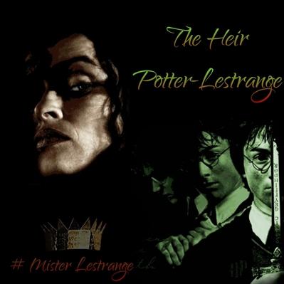 História The Heir Potter-Lestrange - História escrita por