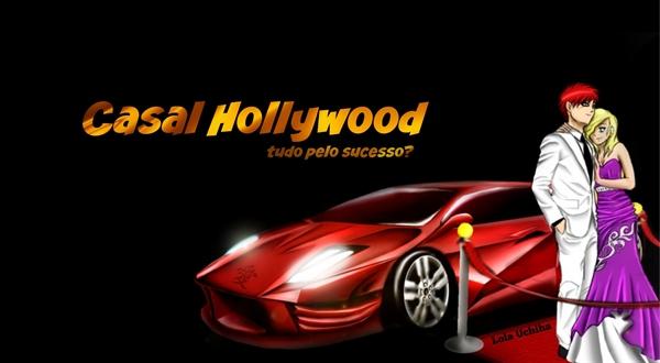 Fanfic / Fanfiction Casal Hollywood - GaaIno