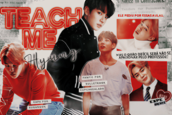 Fanfic / Fanfiction Teach me, Hyung
