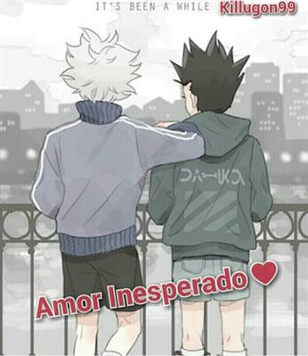Fanfic / Fanfiction Amor inesperado
