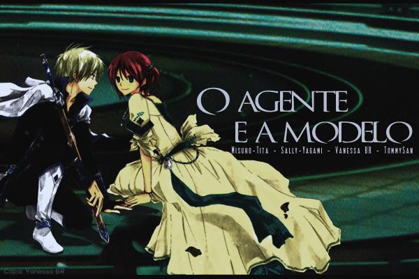 Fanfic / Fanfiction O Agente e a Modelo