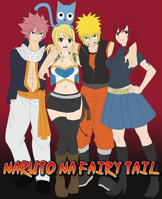 História Naruto na Fairy Tail (Em Hiato) - História escrita