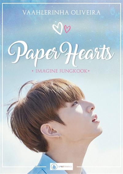 Fanfic / Fanfiction Long Fic Jungkook - Paper Hearts