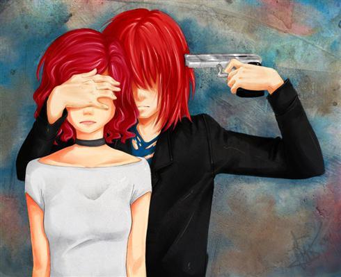 Fanfic / Fanfiction Um amor criminoso