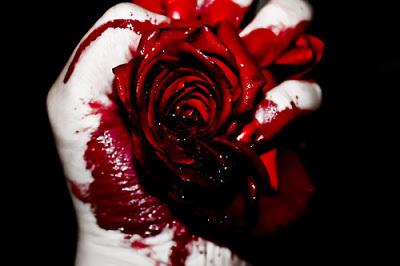 Fanfic / Fanfiction Sociedade das Rosas Sangrentas