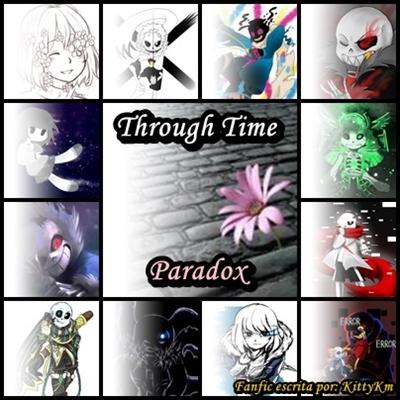 Fanfic / Fanfiction Through Time - Paradox