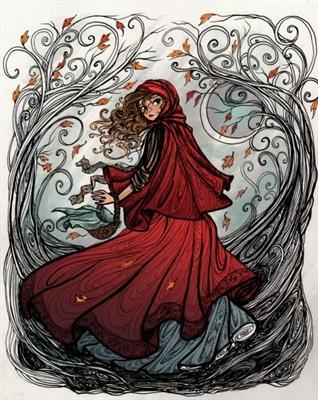 Fanfic / Fanfiction A garota da capa vermelha.