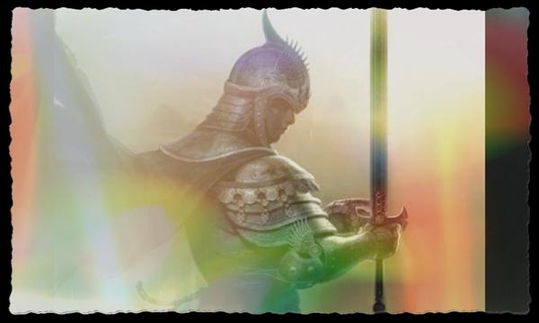 Fanfic / Fanfiction A Lenda do Espadachim do Trovão