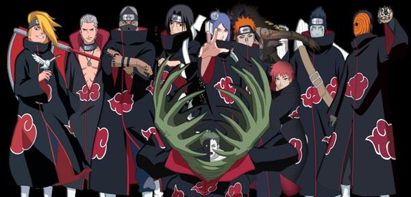 Fanfic / Fanfiction Akatsuki family (interativa)
